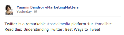 Facebook-hashtag_within_post