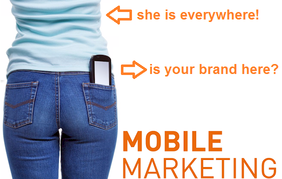Mobile Is Here – Are You Ready for Mobile Marketing?