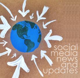 Social Media Updates: April