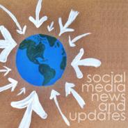Social Media Updates:  August
