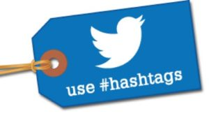 Use Hashtags Twitter